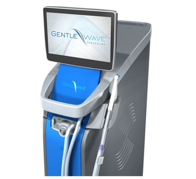 Gentle Wave Procedure